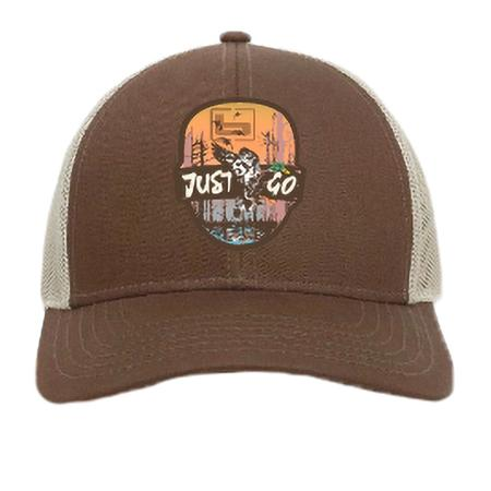 BANDED JUST GO PATCH CAP
