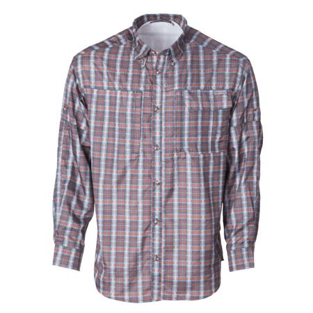 BANDED ON-THE-LINE PERFORMANCE L/S FISHING SHIRT