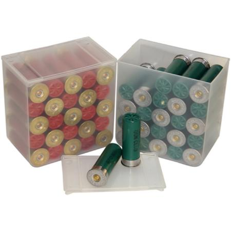 MTM 25 ROUND SHOT SHELL BOX