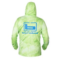 BANDED PERFORMANCE ADVENTURE HOODIE RT_CHARTREUSE