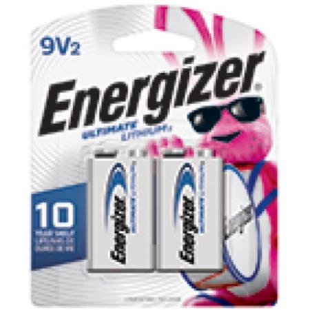 ENERGIZER ULITIMATE LITHIUM BATTERY
