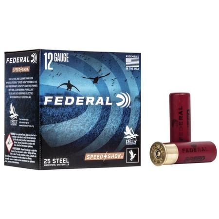 FEDERAL SPEED-SHOK SNOW GOOSE 12 GA 3``