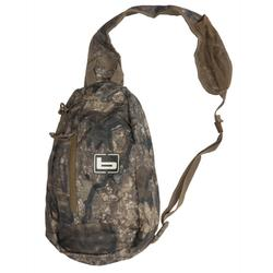 BANDED PACKABLE SLING PACK TIMBER
