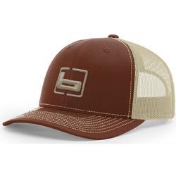 BANDED RICHARDSON 112 CAP BROWN/KHAKI