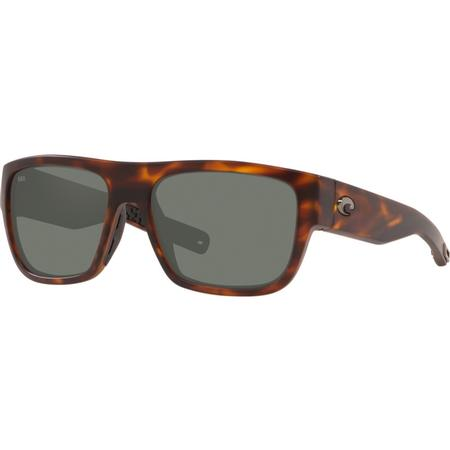 COSTA SAMPAN 580G MATTE TORTOISE GLASSES