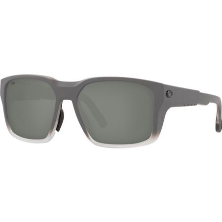 COSTA TAILWALKER 580G MATTE FOG GRAY GLASSES