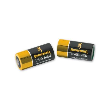 BROWNING CR123A BATTERIES