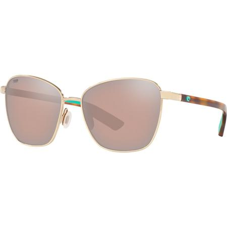 COSTA PALOMA 580P SHINY GOLD GLASSES