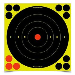 SHOOT N C 8`` REACTIVE TARGET 5PK