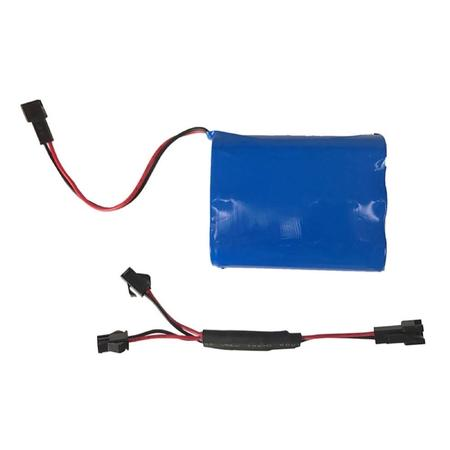 HIGDON 12 VOLT LITHIUM PULSATOR/SWIMMER BATTERY