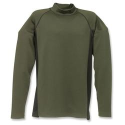 BROWNING WOOL BASE LAYER MOCK LODEN