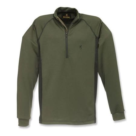 BROWNING WOOL BASE LAYER 1/4 ZI