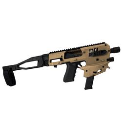 CAA MICRO CONVERSION KIT GLOCK FDE