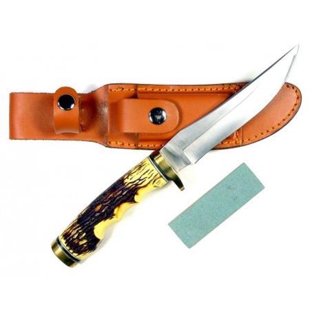 RUKO SKINNING KNIFE 440A