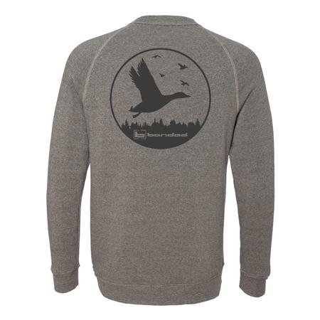 BANDED ECO-FLEECE CHAMP CREWNECK
