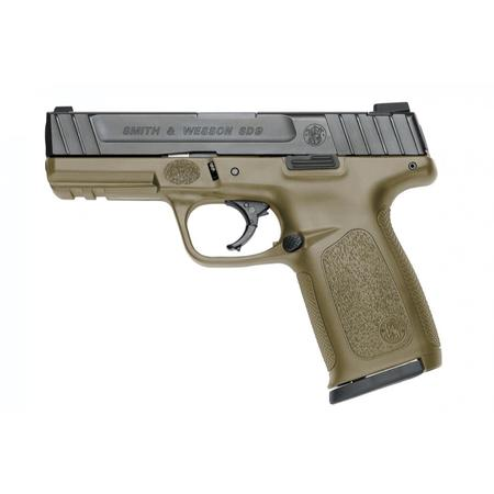 SMITH AND WESSON SD9 PISTOL