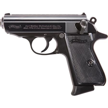 WALTHER PPK/S 7 ROUND PISTOL