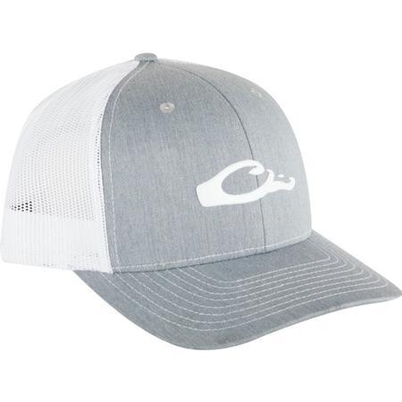 DRAKE 6-PANEL SLICK LOGO CAP