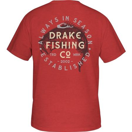 DRAKE DPF VINTAGE BASS S/S T