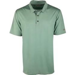DRAKE PERFORMANCE STRETCH POLO TURTLE_GRASS