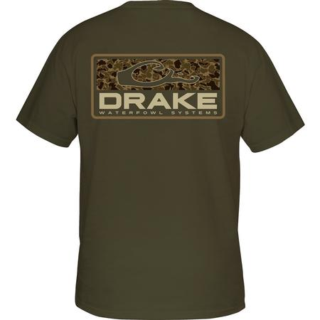DRAKE OLD SCHOOL BAR S/S T
