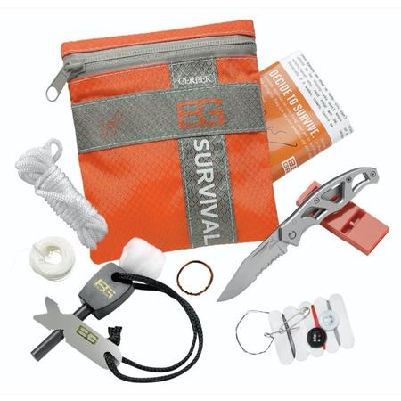 GERBER BEAR GRYLLS SURVIVAL EMERGENCY KIT