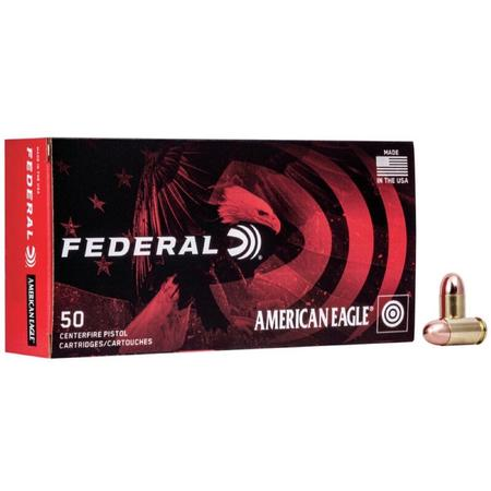 FED AMERICAN EAGLE AMMO FMJ