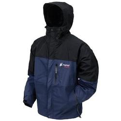 FROGG TOGGS TOAD RAGE JACKET BLK/BLUE