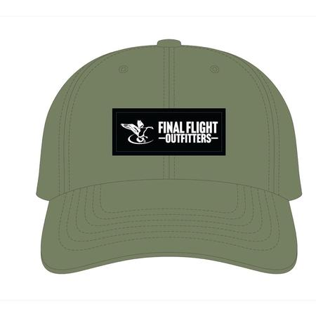 FLIGHT 938 SQUARE PATCH LOGO HAT