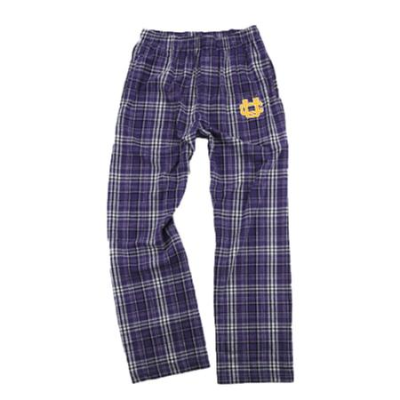 ADULT BOXERCRAFT FLANNEL PANTS WITH TRANSFER