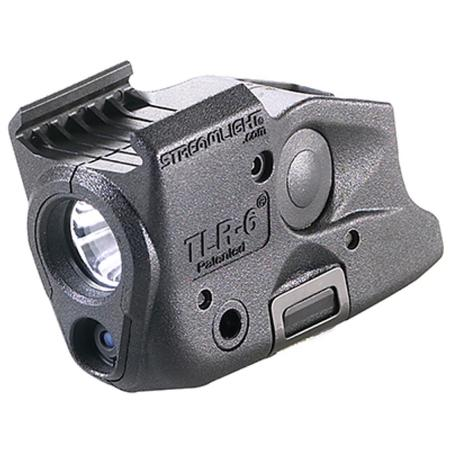 STREAMLIGHT TLR-6 GLOCK 43X/48 LIGHT AND LASER