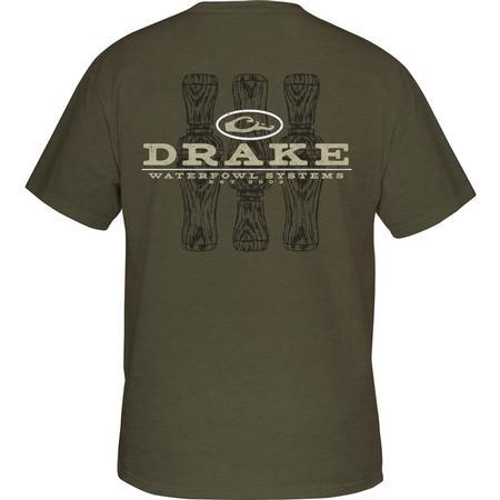 DRAKE TRI-CALL S/S T