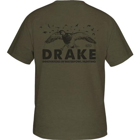 DRAKE INCOMING S/S T