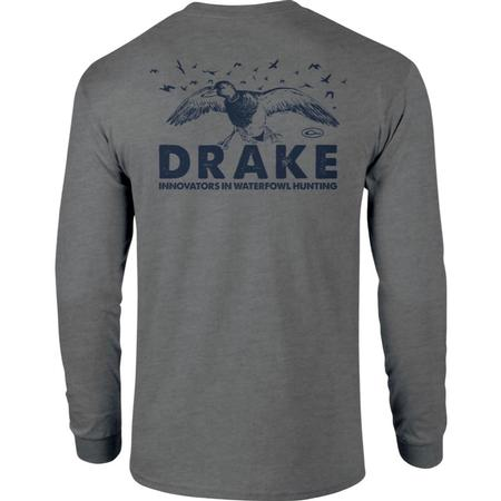 DRAKE INCOMING L/S T