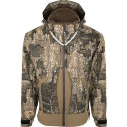 DRAKE G3 FLEX 3-IN-1 SYSTEMS JACKET TIMBER