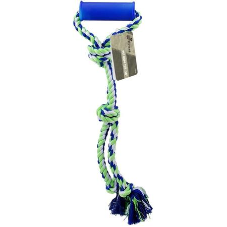 MOSSY OAK OUTFITTERS PET ROPE HANDLE TOY