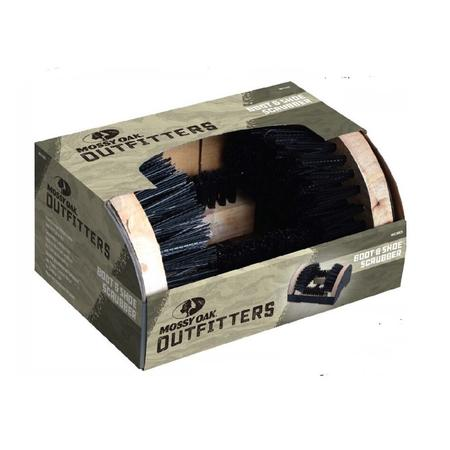 MOSSY OAK OUTFITTERS SHOE AND BOOT SCRUBBER