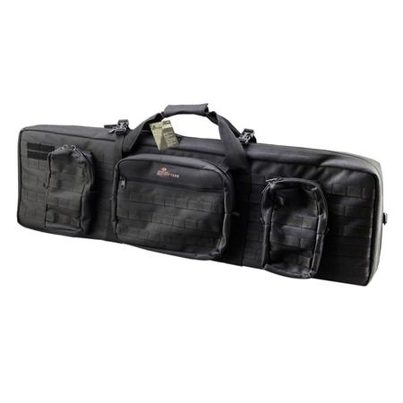 MOSSY OAK OUTFITTERS TACTICAL DELUXE GUN CASE