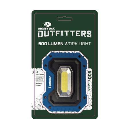 MOSSY OAK OUTFITTERS WORK LIGHT