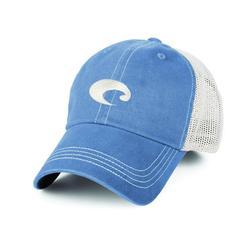 COSTA MESH HAT BLUE/STONE