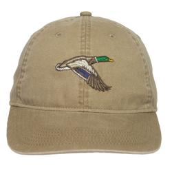 BANDED A GREENHEAD UNSTRUCTURED CAP TAN