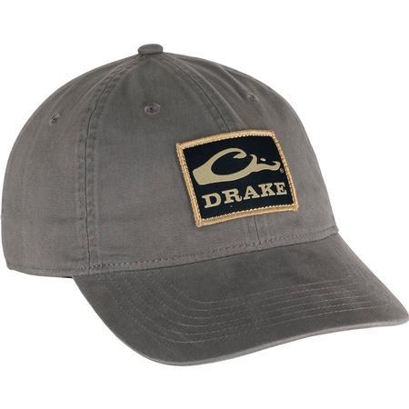DRAKE COTTON TWILL PATCH CAP