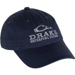 DRAKE COTTON TWILL SYSTEMS CAP NAVY