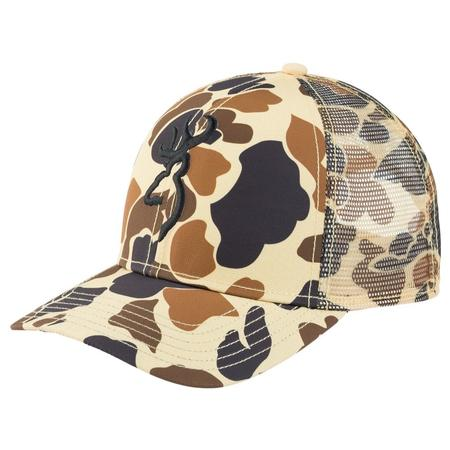 BROWNING TRADITION MESHBACK CAP