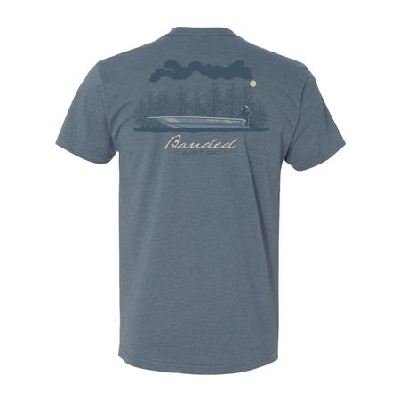 BANDED MOONSHINE EDITION S/S TEE