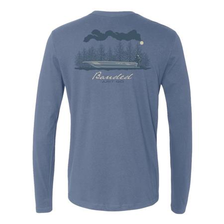 BANDED MOONSHINE EDITION L/S TEE