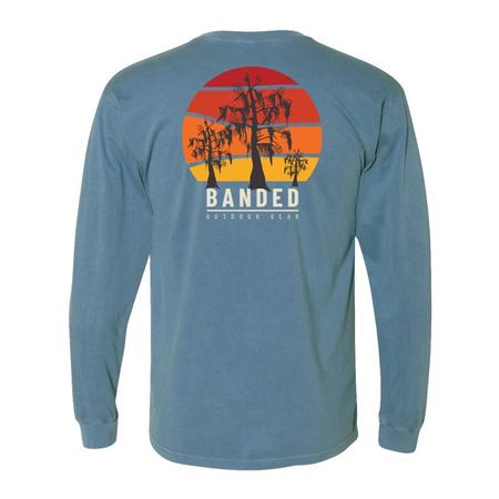 BANDED CYPRESS LIFE L/S TEE