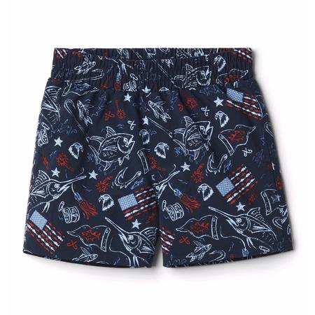 COLUMBIA YOUTH SUPER BACKCAST SHORT