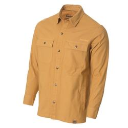 BANDED CANVAS CAMP SHIRT DUCK