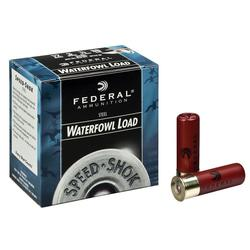 FEDERAL SPEED-SHOK 10GA. SHELLS 1_1/2_OZ